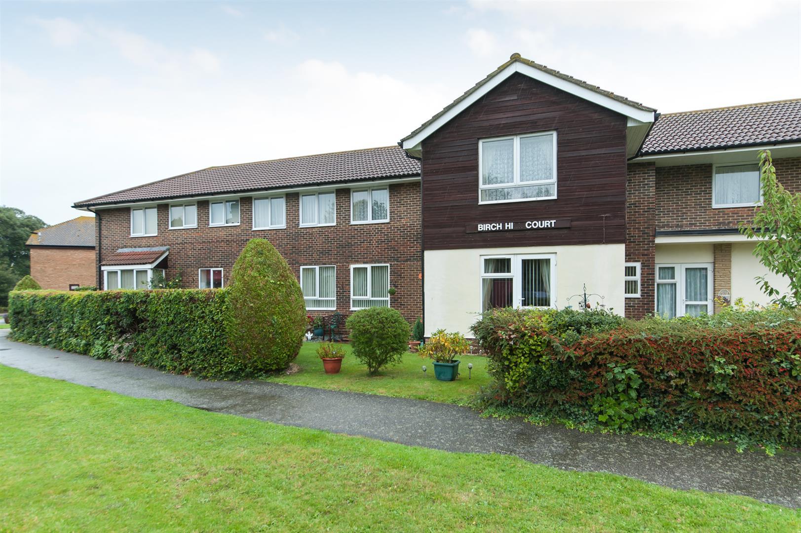 2 Bedrooms Flat for sale in Birch Hill Court, Birchington